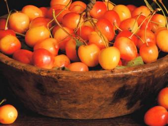 Bigarreau Napoleon cseresznye